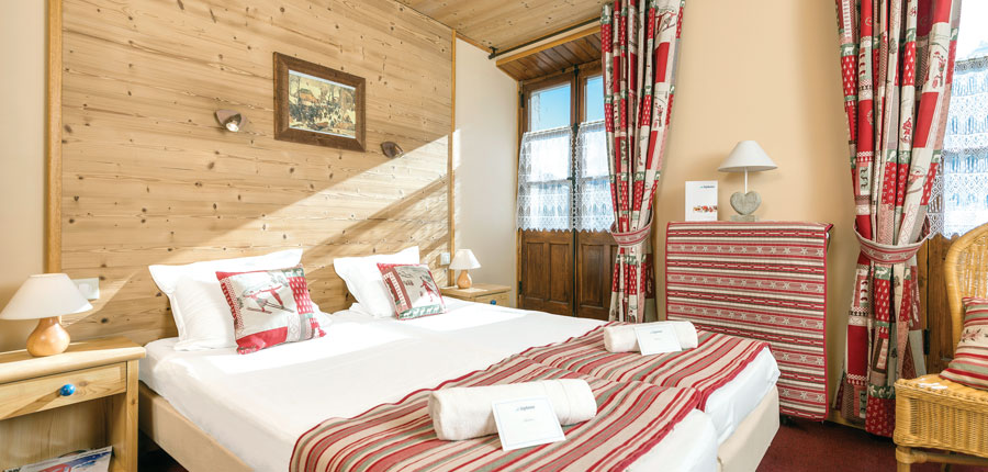 Chalet le Dome room 8